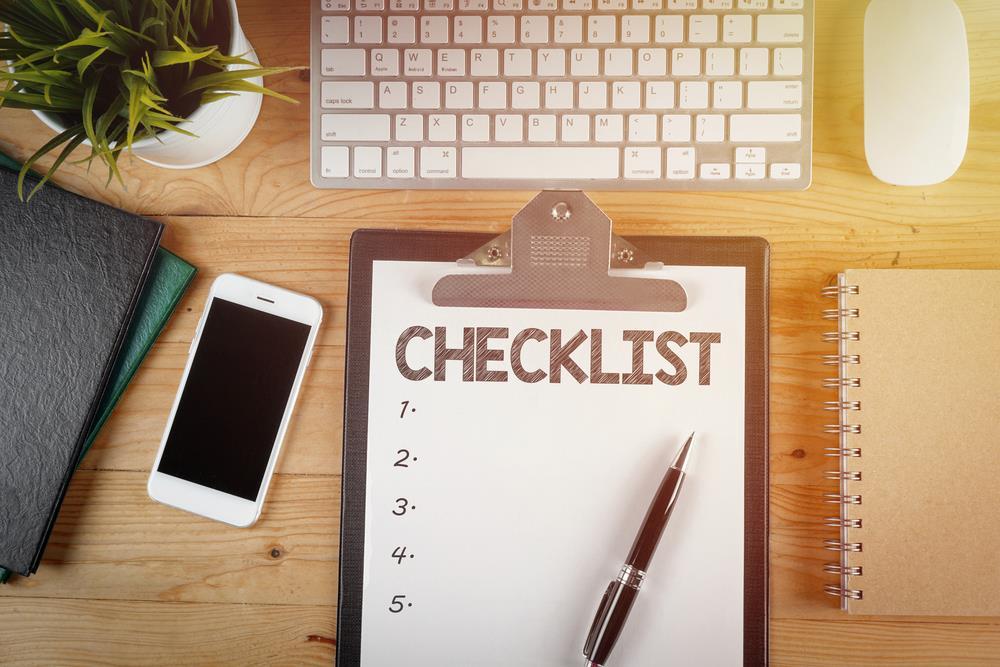 Die Checkliste fürs Auslandssemester