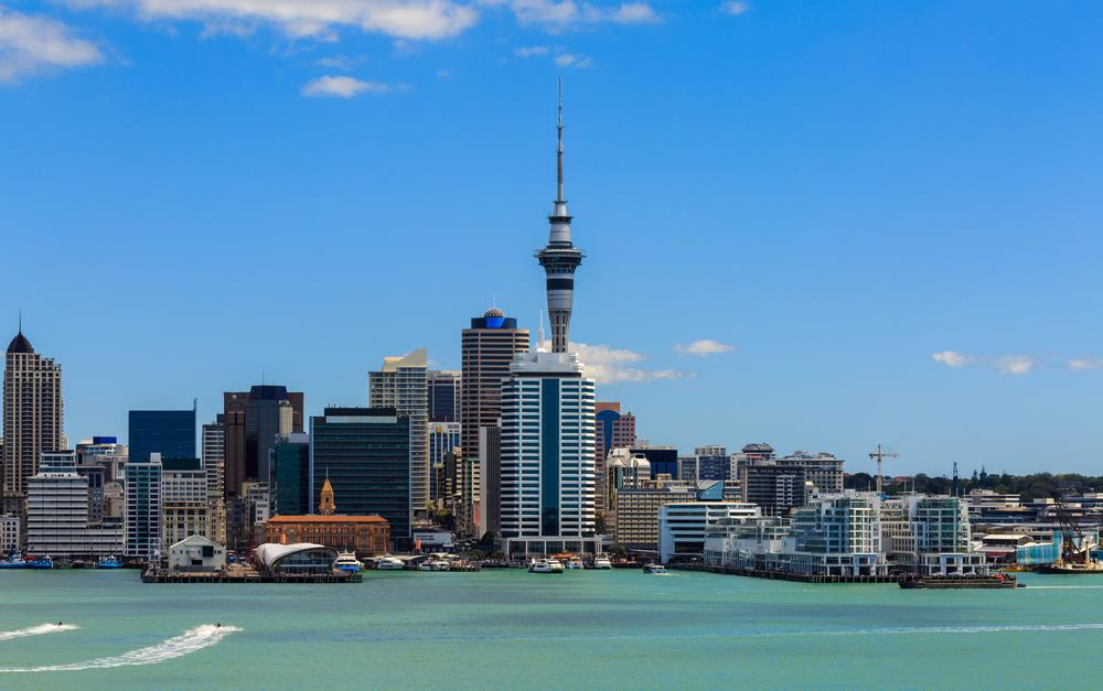 Praktikum in Neuseeland