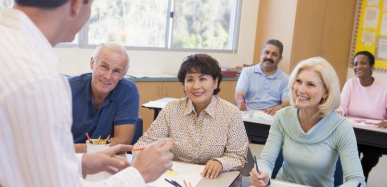 Seniorenstudium - beliebteste Form der Bildung im Alter
