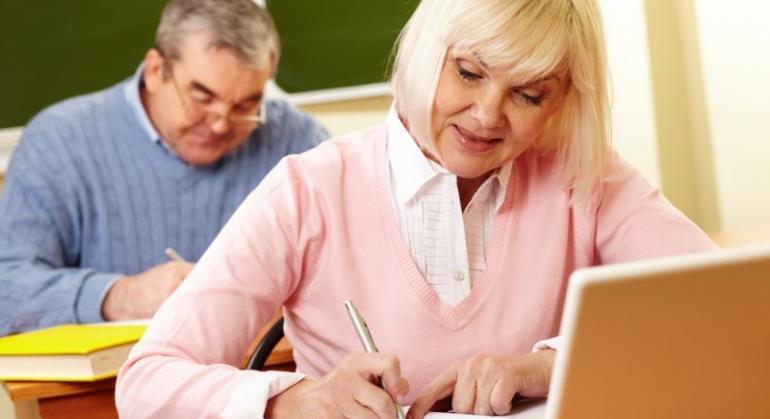Seniorenbildung - die Möglichkeiten