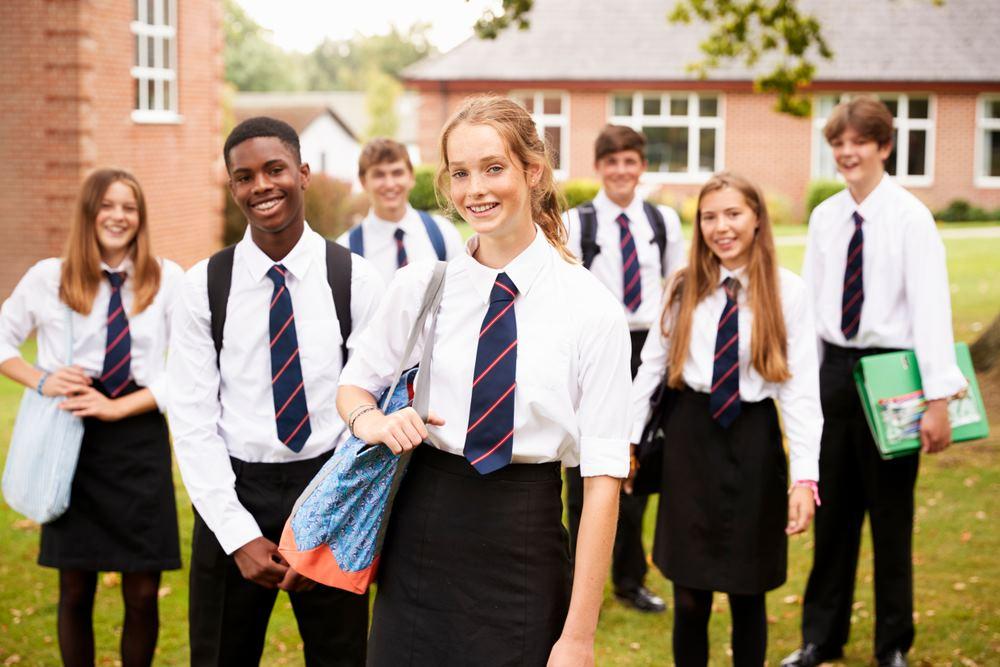 Internate in England Uniformen